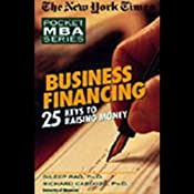 The New York Times Pocket MBA: Business Financing | [Dileep Rao, Richard Cardozo, Ph.D]