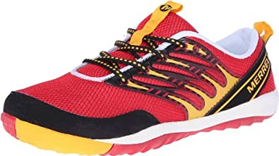 Merrell Trail Glove 2 Running Shoe (Toddler Little Kid Big Kid) by Merrell