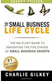 img - for The Small Business Life Cycle - Second Edition: A No-Fluff Guide to Navigating the Five Stages of Small Business Growth book / textbook / text book