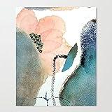 coliny アートパネル キャンバス絵画 +(フレーム/木枠付き完成品) 30x40cm ポスター インテイリア絵画 リビング絵画  壁飾り