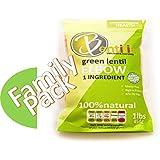 Bentilia Green Lentil Elbow 1lb Bag