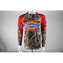 Dickies Red, White, and Camo Youth Jersey