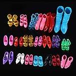 12 Paia Scarpe Accessori per Bambole...