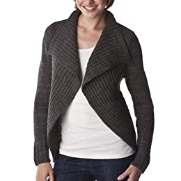 Product Image Merona® Women's Waterfall Cardigan Sweater - Charcoal Heather