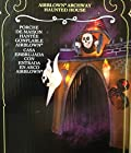 HALLOWEEN INFLATABLE 10 FT TALL HAUNTED HOUSE ARCHWAY
