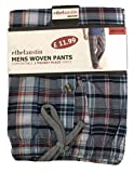 Mens Striped/Checked Woven Polycotton Spring Summer Pyjama Nightwear Trouser Pjs Loungewear