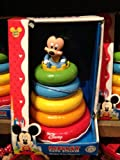 Disney Parks Mickey Mouse Ring Stackers - Disney Parks Exclusive & Limited Availability