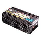 1000W 2000W (Peak) POWER INVERTER DC12V-AC110V SOFT START +UPS & Battery Charger
