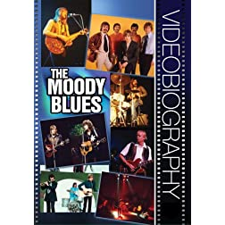 The Moody Blues Videobiography