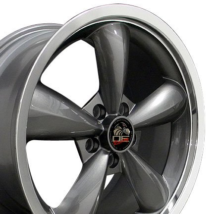Wheel1x - Bullitt Style Deep Dish Wheels  Machined