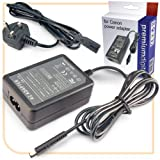 PremiumDigital Canon LEGRIA HF R38 Replacement AC Power Adapter