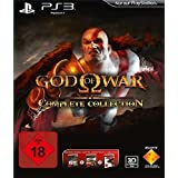 "God of War - Complete Collection (God of War Collection + God of War Collection Volume II + God of War III [Platinum])von ""Sony Computer..."""