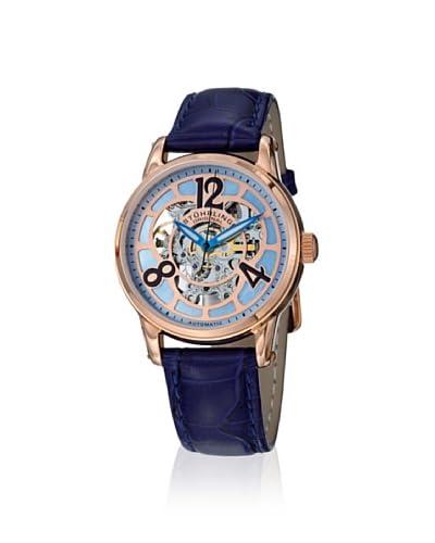 Stuhrling Original Women's 365.134C8 Vogue Blue 316L Stainless Steel Watch