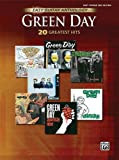 Green Day Green Day -- Easy Guitar Anthology: 20 Greatest Hits