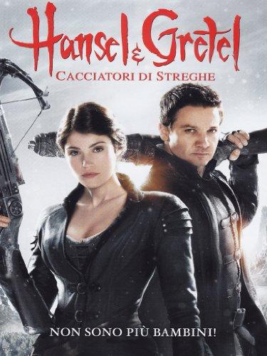 Hansel & Gretel - Cacciatori di streghe [IT Import]