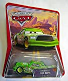 Disney Cars Series 3 World Of Cars - Chick Hicks (Green)