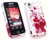 FLASH SUPERSTORE SAMSUNG S5230 TOCCO LITE GEL SKIN COVER RED HEARTS