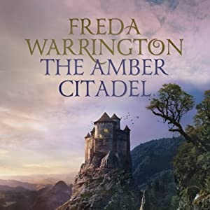 The Amber Citadel Audiobook