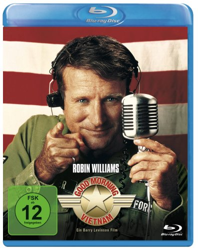 Good Morning Vietnam [Blu-ray]