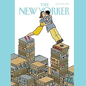 The New Yorker, June 9th & 16th 2014: Part 1 (Haruki Murakami, Karen Russell, Ramona Ausubel) Periodical