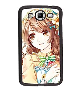 TOUCHNER (TN) Life Back Case Cover for Samsung Galaxy Mega