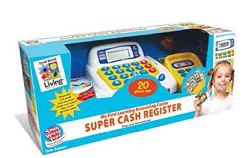 Small World Toys Living - Super Cash Register B/O