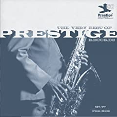 The Very Best Of Prestige Records cover