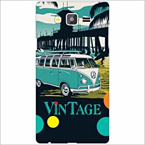 Printland Designer Back Cover for Samsung Galaxy On7 Case Cover