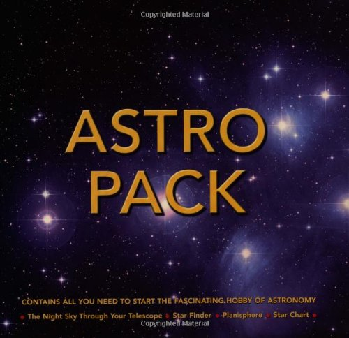 Astro-Pack all you need to know for Astronomy hobby, contains Star Finder, Star Chart, Night Sky and Planisphere in a ha
