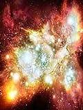 Megastar-Birth Cluster is Biggest Brightest and Hottest Ever Seen