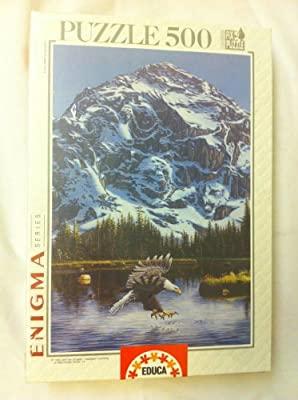 "Enigma Series Puzzle 500 ""The Magic Mountain"""