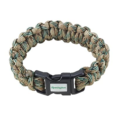 Remington Paracord Survival Bracelets