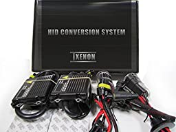 9006 12000K HID Xenon Conversion Kit Digital Slim Fits Headlights & Fogs