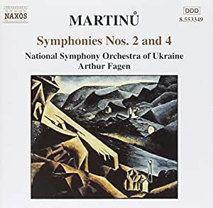 Symphonien Nr.2+4