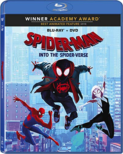Blu-ray : Spider-man: Into The Spider-verse (2 Discos)