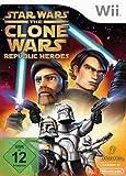 echange, troc SW Clone Wars Republic Heroes Wii AK Star Wars [Import allemande]