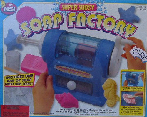 Super Sudsy Soap Factory
