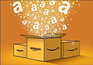 Amazon.co.uk Gift Card - In a Greetings Card - FREE One-Day Delivery