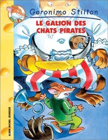 le-galion-des-chats-pirates-n-2-by-geronimo-stilton-nov-13-2003