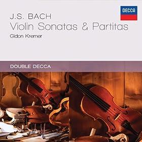 J.S. Bach: Partita for Violin Solo No.3 in E, BWV 1006 - 1. Preludio