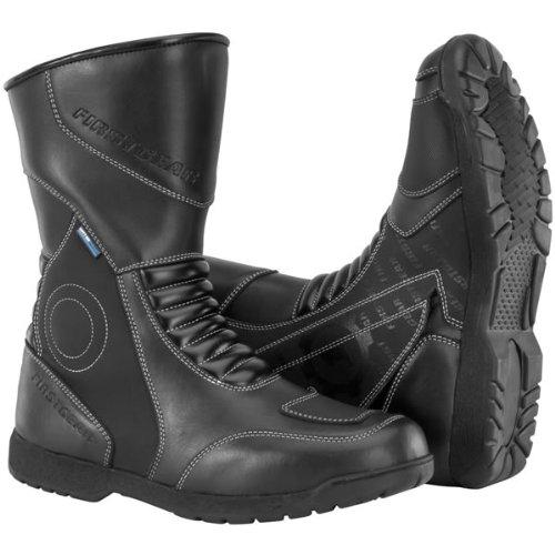 Firstgear Kili Hi Waterproof Boot - Black Euro Size 45 (Us 12) - 9010 Wp