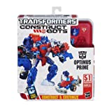 Optimus Prime Transformers Construct-Bots Elite Figure