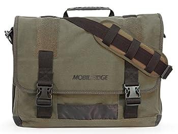 17.3-Inch Eco-Friendly Canvas Messenger Bag