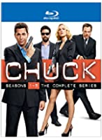 Chuck: The Complete Series - Collector Set [Blu-ray]