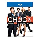 Chuck Season One - Season Five (BD) [Blu-ray]