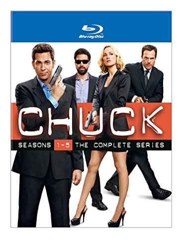 Chuck: Seasons 1 to 5 the Complete Series