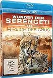 Image de Wunder der Serengeti 3d - im Reich der Gnus [Blu-ray] [Import allemand]