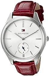 Tommy Hilfiger Women's 1781574 Analog Display Quartz Red Watch