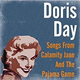 Songs From Calamity Jane And The Pajama Game