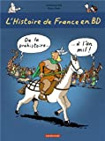 img - for L'histoire de France en BD, Tome 1 : De la pr histoire   l'an mil book / textbook / text book